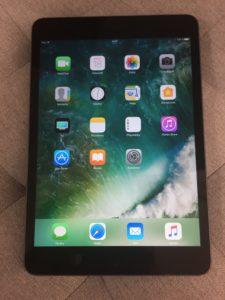 Apple iPad mini 2.gen., 64GB, WiFi, space grey.