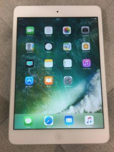 Apple iPad mini 2.gen., 64GB, WiFi, stříbrný.