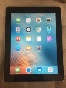 Apple iPad 2.gen., 32GB, WiFi.