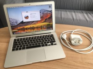 MacBook Air 13″ (mid 2011)